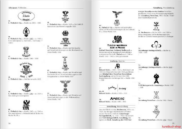 fachbuch deutsche porzellanmarken von 1710 bis heute roentgen standardwerk neu ebay. Black Bedroom Furniture Sets. Home Design Ideas