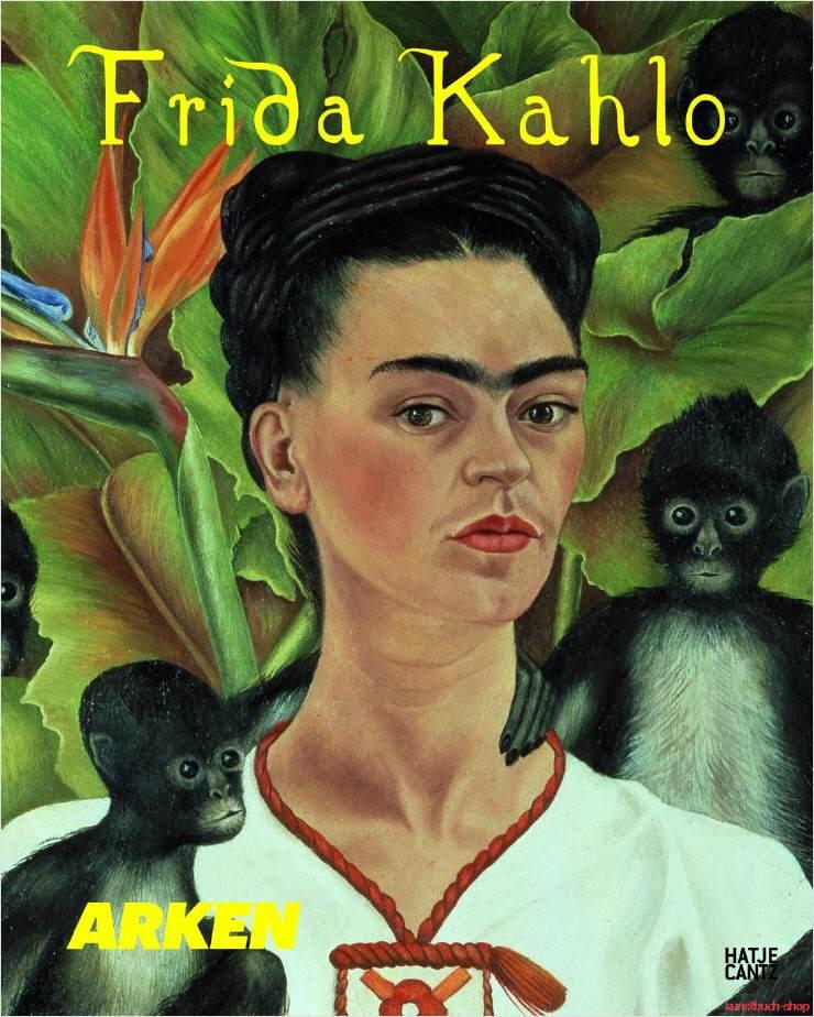 fachbuch frida kahlo ein leben in der kunst billiger mit vielen bildern neu ebay. Black Bedroom Furniture Sets. Home Design Ideas