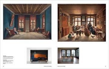 Kunstbuch ursula banz for Interieur exterieur wohnen in der kunst