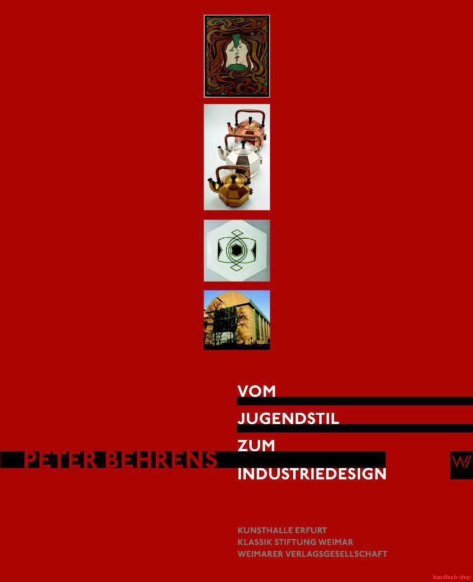 Jugendstil Stoffe Tapeten : Peter Behrens Vom Jugendstil zum Industriedesign