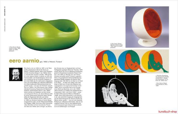 Hans Wegner uva NEU Verner Panton Alvar Aalto Fachbuch Skandinavisches Design